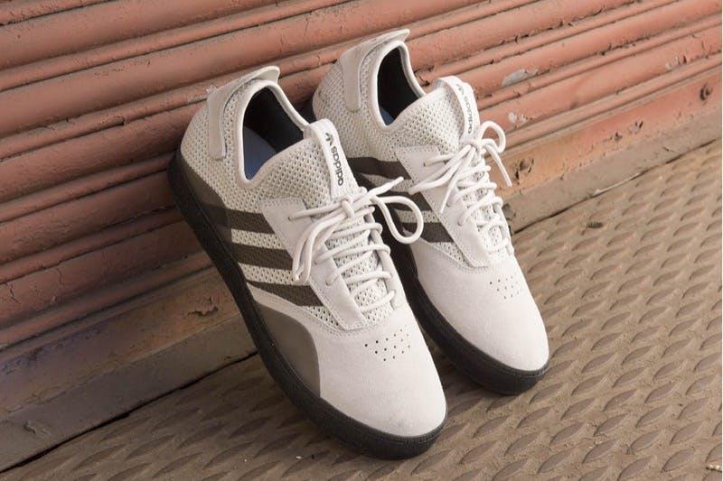 new adidas 3st vulcanised skate shoe