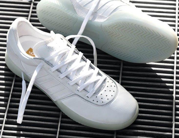 Adidas Skateboarding City Cup - White/White