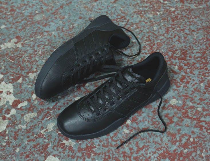 Adidas Skateboarding City Cup Skate Shoe - Core Black