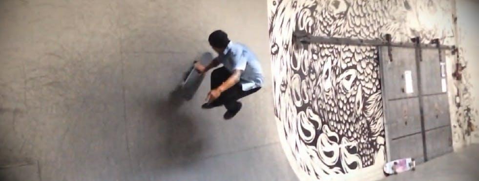 Daewon Song - 360 Shove-It Bolt Slapper