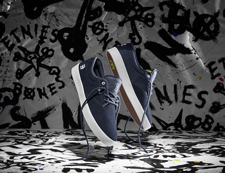 Etnies x Bones Jameson SL Skate Shoes - Navy.jpg