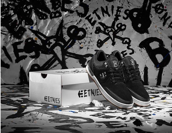 Etnies x Bones Marana XT Skate Shoes - Black 3.jpg