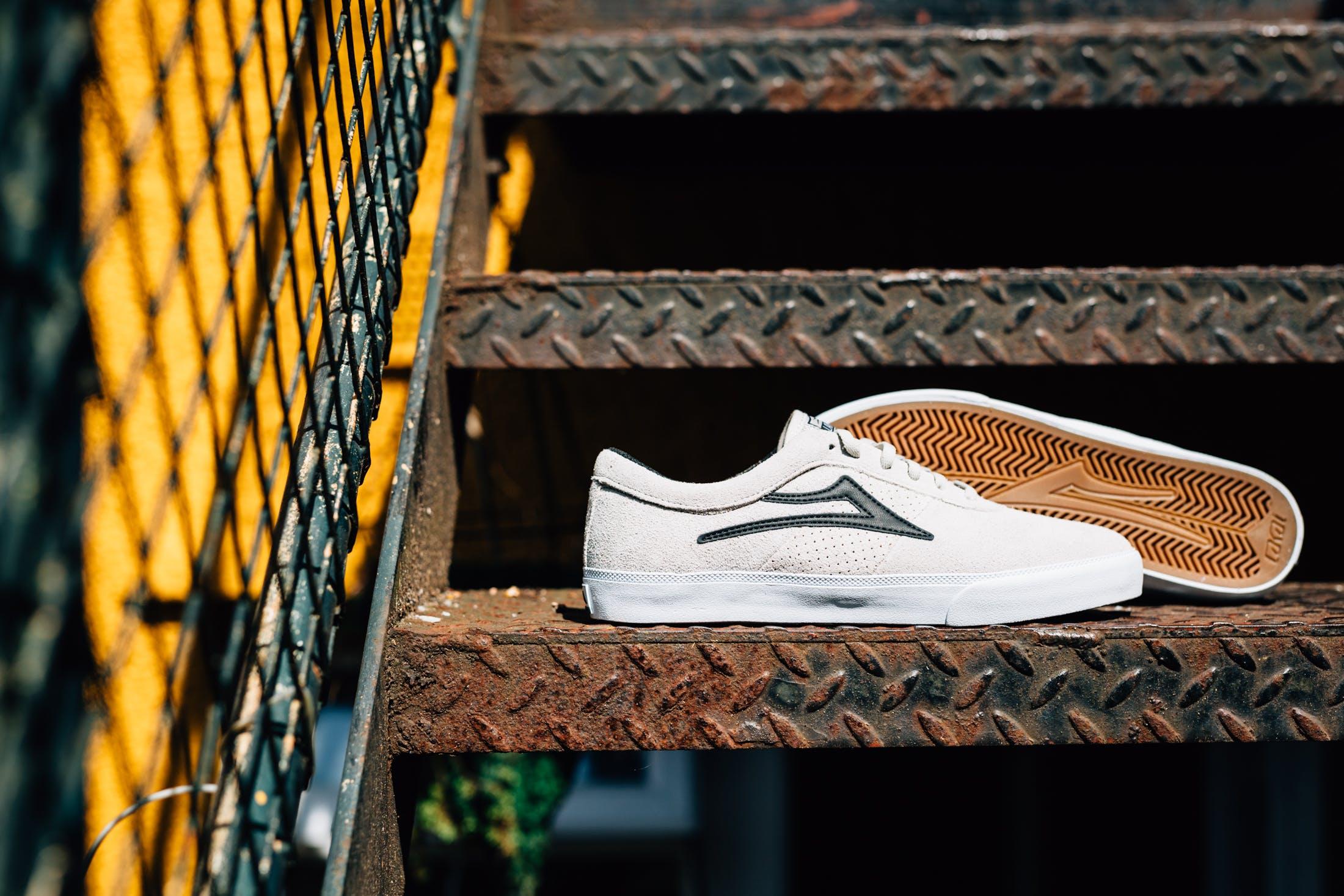Lakai Sheffeild skateboarding shoe