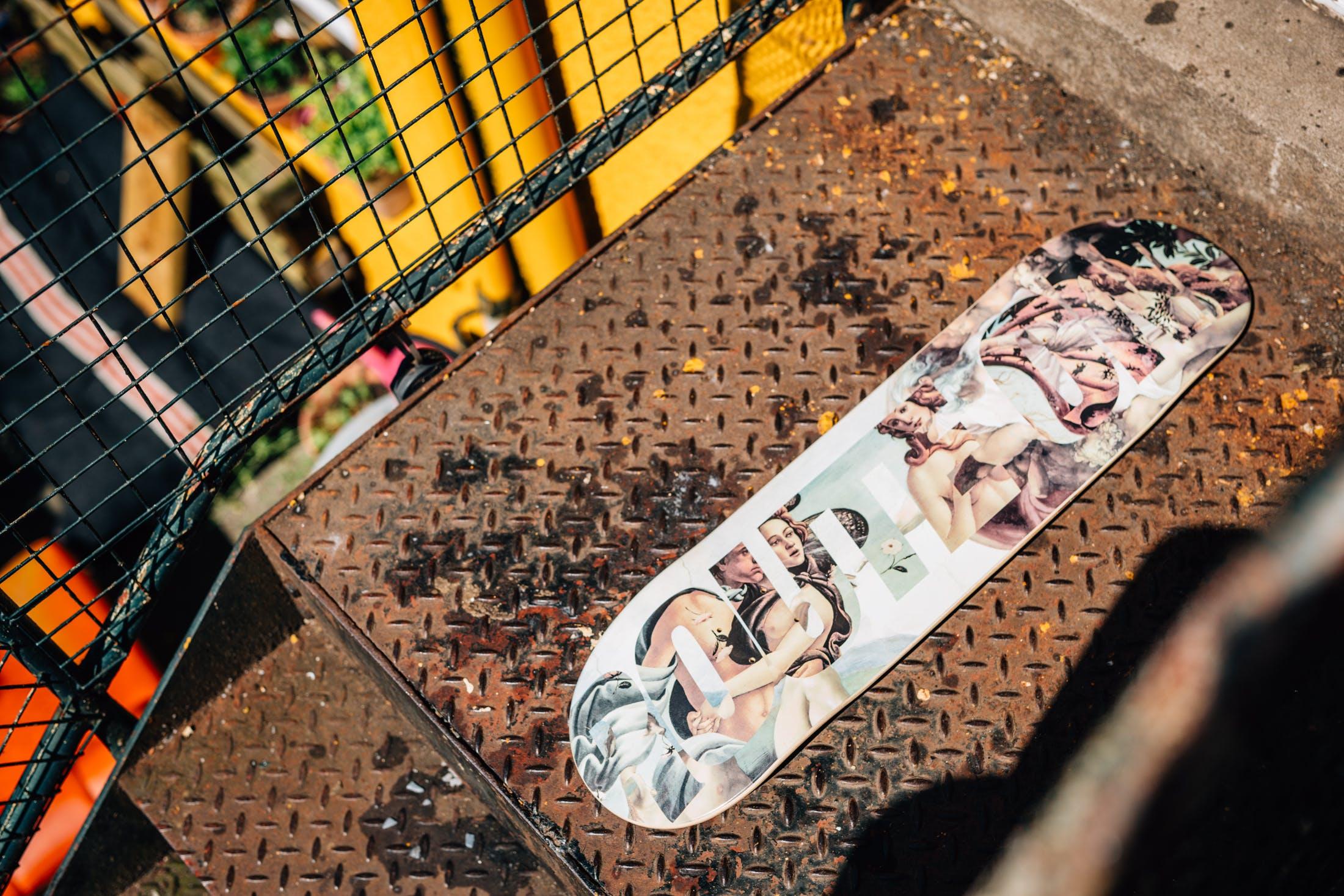 Route One Italian Masters Series skateboard decks.
