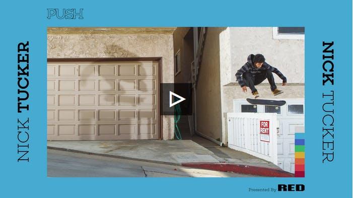 Nick Tucker: Push