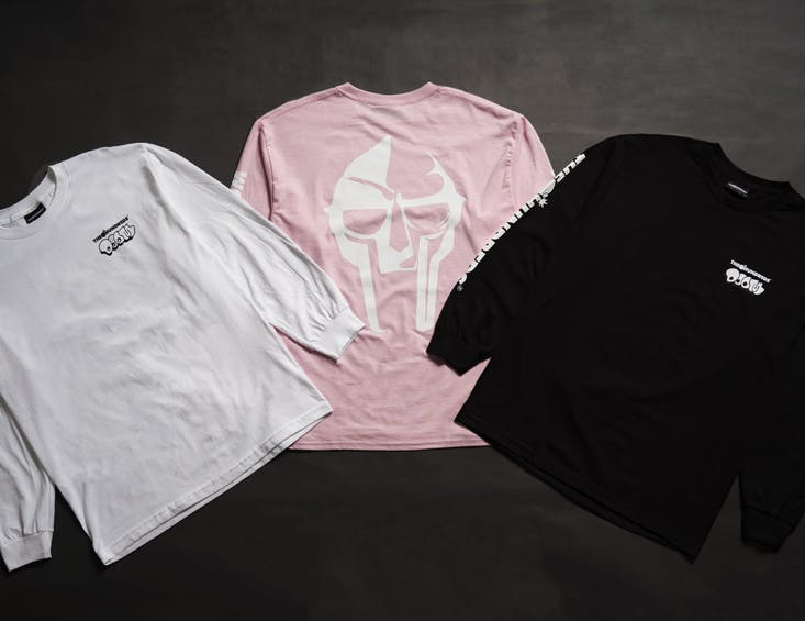 The Hundreds x MF Doom