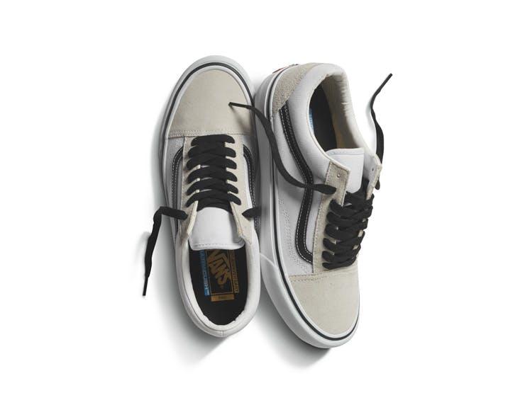 Vans Old Skool '92 White/Black Pro
